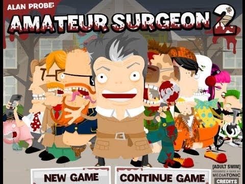 Обзор Amateur Surgeon 2 [Симулятор хирурга возвращается!]
