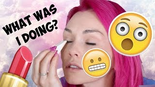 HOW I DID MY HIGH SCHOOL MAKEUP | Kandee Johnson by Kandee Johnson