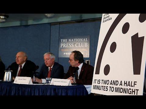 Πιο κοντά η καταστροφή του κόσμου, κατά το «Ρολόι της Αποκάλυψης»