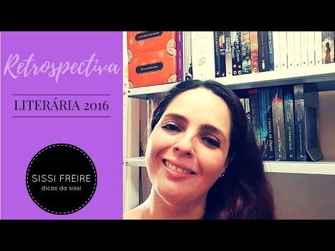 Retrospectiva Literária 2016