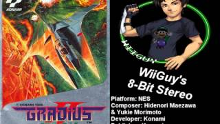 Download Lagu Gradius 2 (FC) Soundtrack - 8BitStereo Mp3