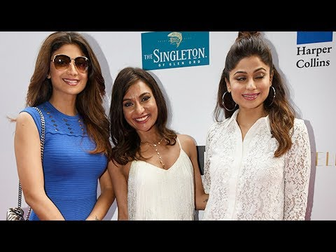 Celebs At Miss Malini Book Launch | Shilpa Shetty,