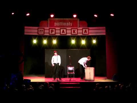 Kabaret Chwilowo Kaloryfer - Mężczyzno, puchu marny - cz.5: Paczka