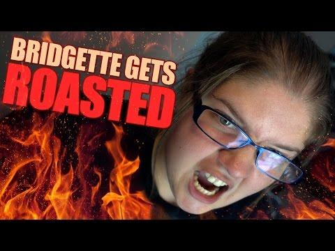 BRIDGETTE GETS ROASTED! (видео)