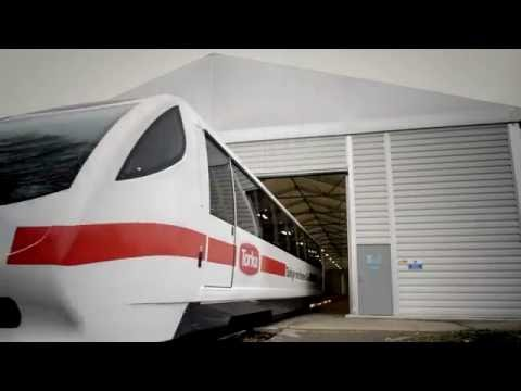TDI light railcar promo
