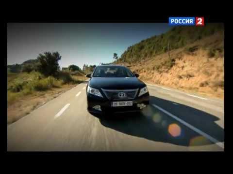 Toyota Camry Тест-драйв Toyota Camry 2012 // АвтоВести 37