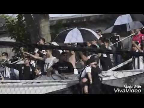 los vagabundos-Hinchada de montevideo wanderers vs IASA - Los Vagabundos - Montevideo Wanderers