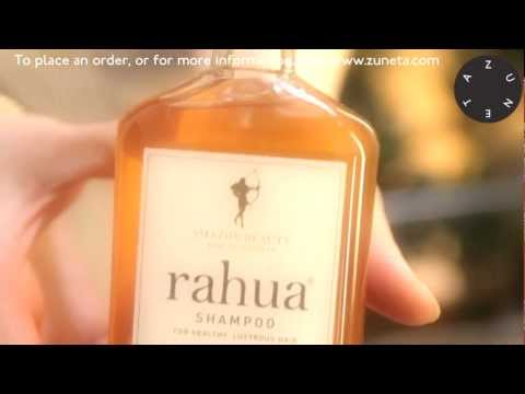 rahua shampoo - Shop the Product: http://bit.ly/OS2Lib 100% natural, organic shampoo. Cleanses to create healthy, lustrous, bouncy hair and is ideal for color-treated hair. ...