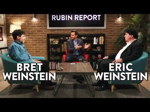 Bret and Eric Weinstein, Brothers Together at Last (LIVE)