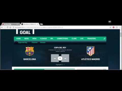 Video Live Stream Barcelona vs Atletico Madrid 07.02.2017. – Copa del Rey download in MP3, 3GP, MP4, WEBM, AVI, FLV January 2017