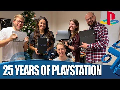 25 Years of PlayStation - Celebration Stream!