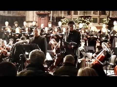 Simone Simoni, basso - Messa in do maggiore KV317, detta dell'Incoronazione (W.A.Mozart)