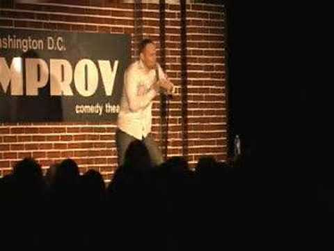 Bill Burr Live at The DC Improv
