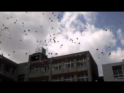 荒子小学校24年度卒業式。