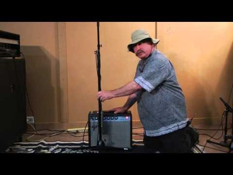 Home Recording: Korn, Slipknot, Limp Bizkit, Sepultura engineer: miking guitar amps