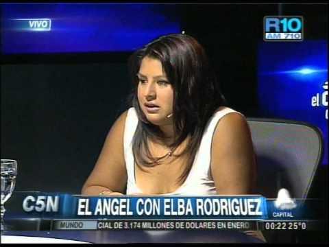 C5N - EL ANGEL DE LA MEDIANOCHE CON ELBA RODRIGUEZ