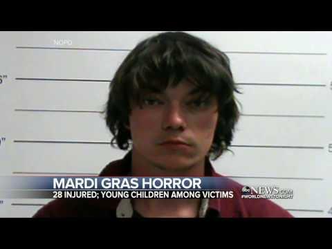 Mardi Gras truck incident: 28 people injured