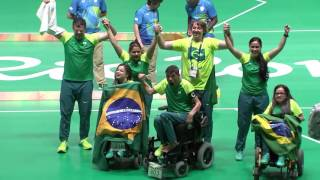 Rio 2016 Paralympics Day 5 Highlights