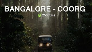 Coorg India  City pictures : ON THE ROAD.. TO COORG!