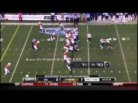 Mitchell Schwartz vs Texas 2011 video.