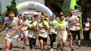 The Color Run Torino Shine Tour 2015