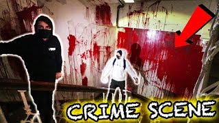 Video EXPLORING BLOODY ABANDONED HOSPITAL (gone wrong) MP3, 3GP, MP4, WEBM, AVI, FLV Januari 2018