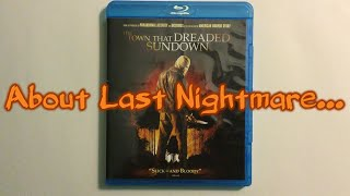 About Last Nightmare... The Town That Dreaded Sundown (2014) - Pt. 2
