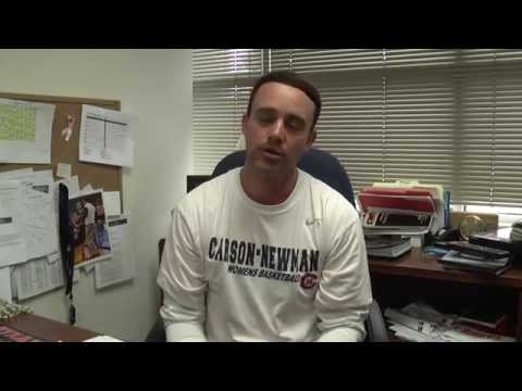 C-N Basketball: Mike Mincey signing day interview 4-21-14