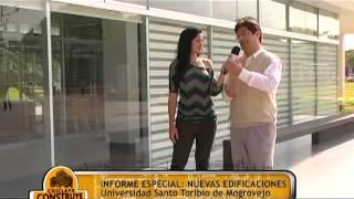 Conoce el nuevo edificio del Centro de Idiomas USAT - Informe especial de Chiclayo Construye