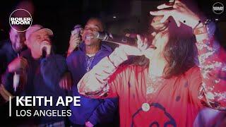 Keith Ape Boiler Room Los Angeles Live Set
