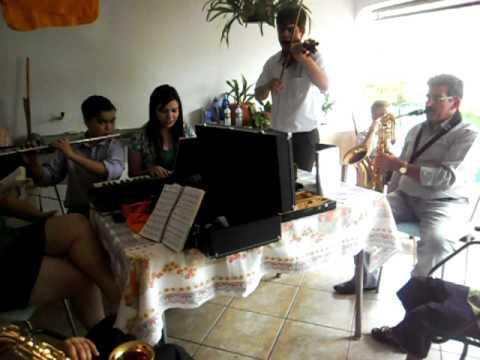 Tocata da Familia Barba em Rancho Alegre D'Oeste