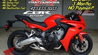 3. 2015 Honda CBR650F Review of Specs / SALE Price - Honda of Chattanooga TN Sport Bikes