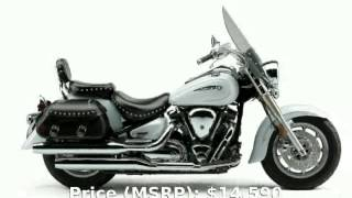 10. 2010 Yamaha Road Star Silverado  Details Top Speed Features Info Engine Transmission