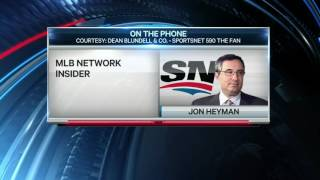 Heyman: Encarnacion's camp not engaging in talks with Jays by Sportsnet Canada
