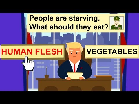 I Legalized Cannibalism as President - I Am President