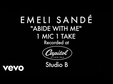 Abide With Me 1 Mic, 1 Take