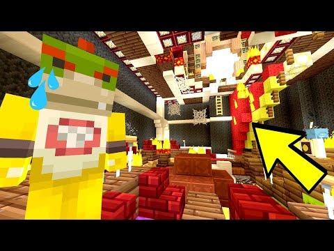 Minecraft | Nintendo High School | METEOR DESTROYED THE SCHOOL! *Emotional* [70]