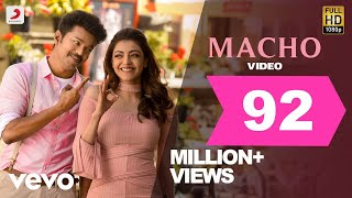 Video Mersal - Maacho Tamil Video | Vijay, Kajal Aggarwal | A.R. Rahman MP3, 3GP, MP4, WEBM, AVI, FLV Maret 2018