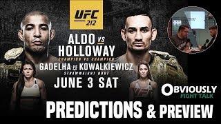 Nonton Ufc 212  Aldo Vs  Holloway Predictions   Preview Film Subtitle Indonesia Streaming Movie Download