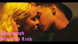 Nonton Blue And Leah   Photograph   White Girl   Film Subtitle Indonesia Streaming Movie Download