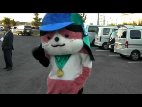 【ゆるキャラまつり2009速報版】がもにゃん(滋賀県)カメラ …