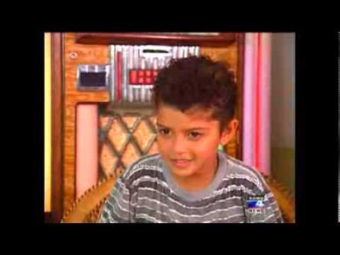 Bruno Mars at 6 years old= More Cuteness Than You Can Stand!