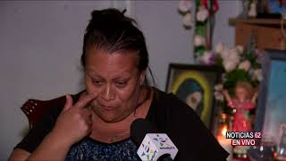 Madre exige justicia a su hijo baleado -Noticias 62 - Thumbnail