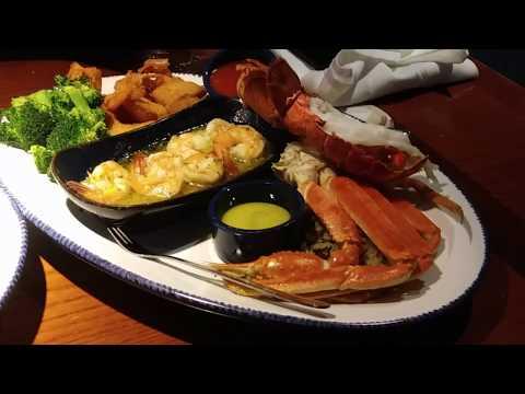 Rl VLOG #24 Red Lobster killeen tx