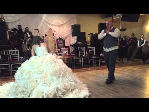Father daughter dance. Quinceanera. ( the best )