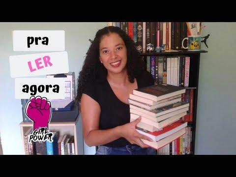 Livros Escritos por Mulheres (e com protagonistas maravilhosas) - Andy Vieira