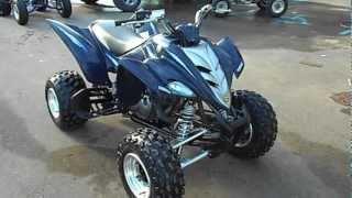 9. 2006 Raptor 350 Special Edition
