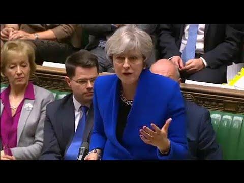 Οι πιέσεις στη Μέι για το Brexit