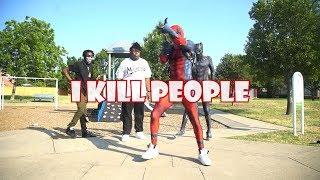 Trippie Redd ft. Chief Keef & Tadoe - I Kill People (Dance Video) shot by @Jmoney1041