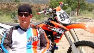 9. KTM 450 SX-F 2011 Review